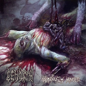 Cenotaph - Voluptuously Minced